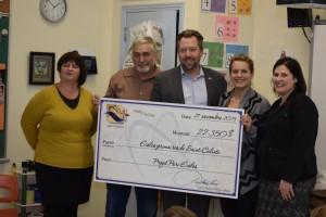 91,000 $ pour le Parc École à Saint-Calixte