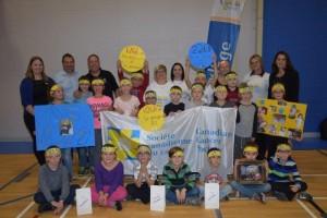 Succès de la Collecte de fonds pour le Relais pour la vie à l'École l'Aubier