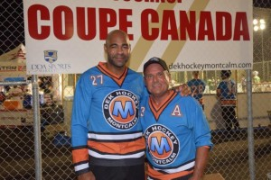 Dek Hockey - Ça part en fou au Complexe JC Perreault