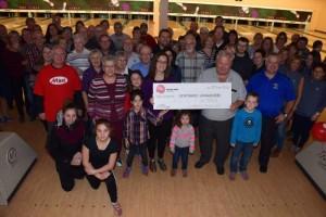 Un bowling qui rapporte à Centraide Lanaudière