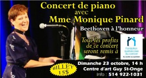 Un concert contre le cancer à Saint-Calixte