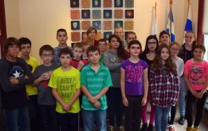 Une chanson à l'école - Lancement des journées de la culture