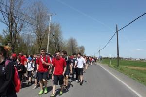 Marche Julie-Pothier; les élèves amasseront des fonds pour la santé de nos enfants!