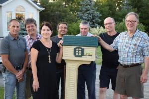Saint-Roch-Ouest - tous élus sans opposition