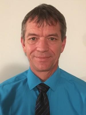 M. Alain Grenier, candidat au poste No. 6 à Saint-Liguori