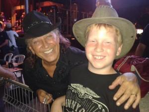 Le Jeune Cowboy lance son premier site Internet