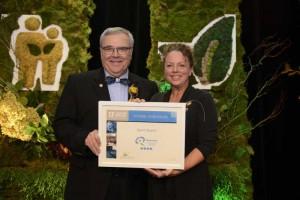 Dévoilement des résultats de la classification 2018 des Fleurons du Québec La Municipalité de Saint-Esprit reçoit 4 fleurons !