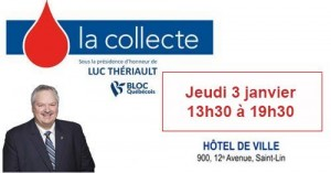 collecte luc theriault