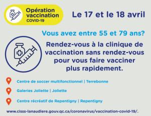Vaccination sansrdv