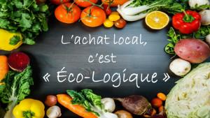 achat local logo test