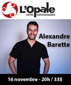 Alexandre Barette