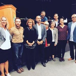 Trois partis croisent le fer dans un débat sur la santé organisé par l'APTS dans Lanaudière