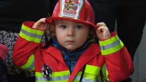 Ouverture officielle de la Caserne de Pompiers SSi Montcalm à Saint-Esprit