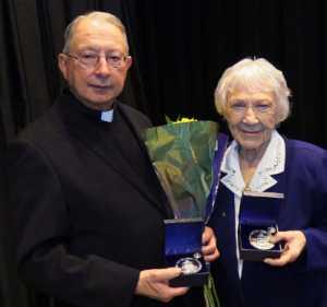 M. André Chevalier & Mme Pauline Houle