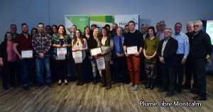 OSEntreprendre - Lauréats 2019 | MRC de Montcalm