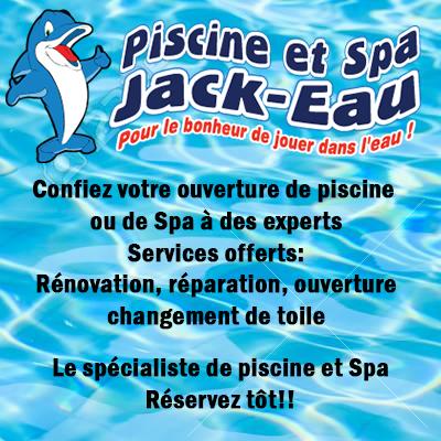 Piscine et Spa Jack-Eau