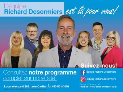 Équipe Richard Désormiers