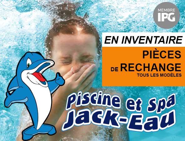Piscine et SPA Jack'eau